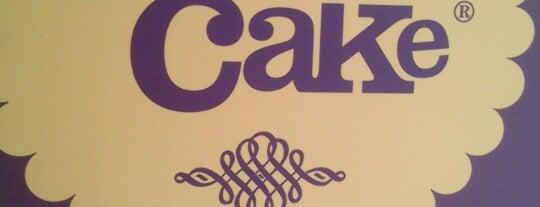 Real Cake is one of Juan Antonioさんの保存済みスポット.