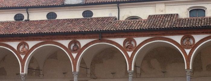 Chiesa S. Maria Nuova is one of Luoghi di Leonardo, Naviglio di Bereguardo.