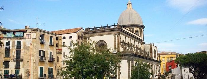 Piazza Enrico De Nicola is one of NAPLES - ITALY.