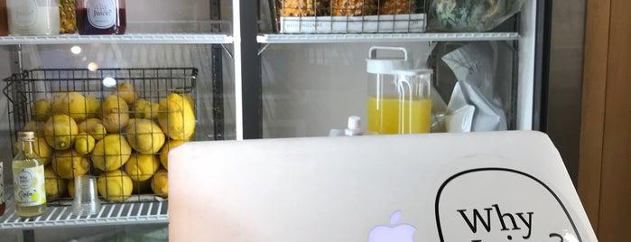 Why Juice? is one of Gespeicherte Orte von Alexis.