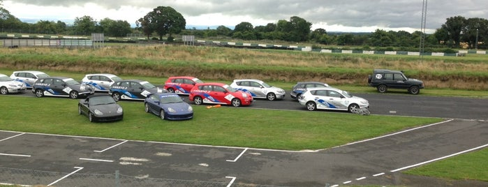 Mondello Park is one of Diana's Liked Places.