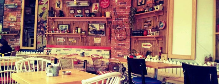 Taraça Cafe & Restaurant is one of Nuray 님이 좋아한 장소.
