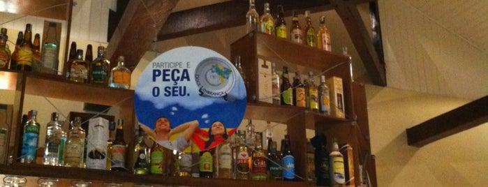 Água Doce Cachaçaria is one of Pubs São Paulo.