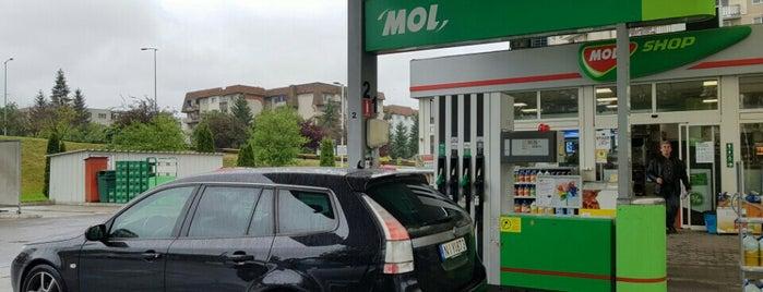 MOL is one of Orte, die Krzysztof gefallen.
