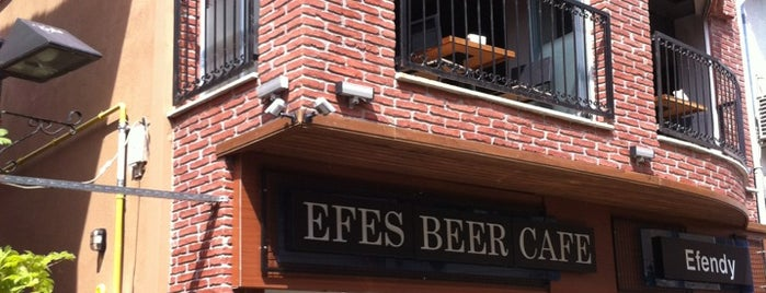 Efendy Beer Cafe is one of Bostan Çakıldağıさんのお気に入りスポット.