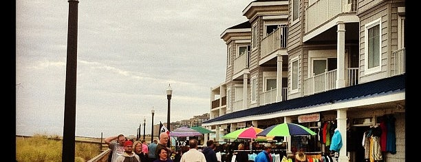Bethany Beach Boardwalk is one of Posti che sono piaciuti a Mei.
