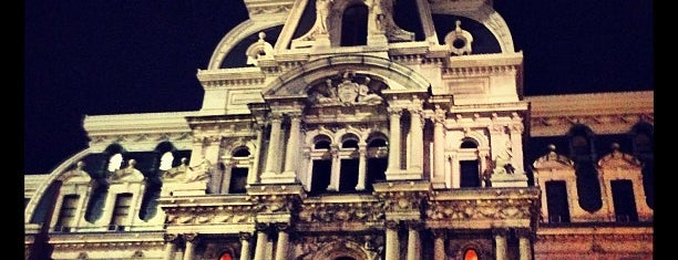 Philadelphia City Hall is one of Philadelphia.