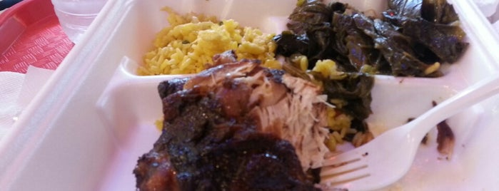 Harlem BBQ Company is one of Harlem Delights.