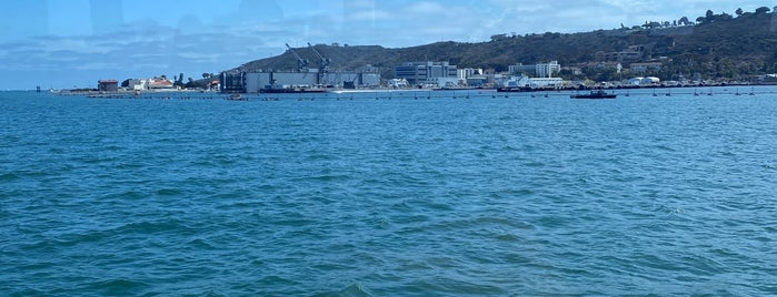 Bait Docks / Sea Lion Lounge is one of USA San Diego.