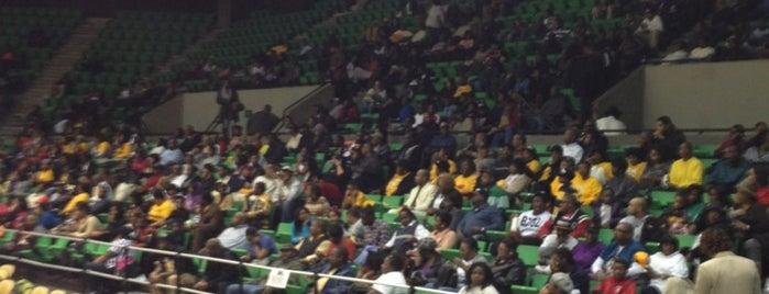 Fair Park Arena is one of Posti che sono piaciuti a Susan.