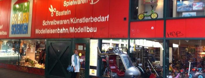 Werken Spielen Schenken is one of 4sq365de (1/2).