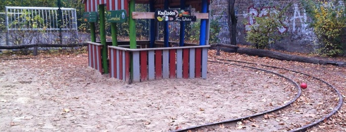 Klein Lummerland is one of Berlin - To Do With Little Kids.