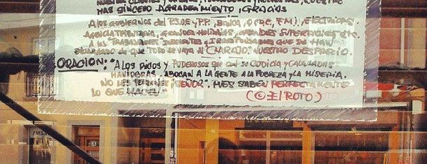 El Pimentón is one of Galicia.