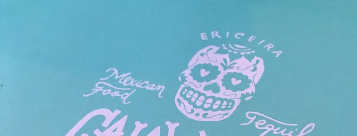 Calavera - Mexican Food & Tequila Bar is one of Spots.