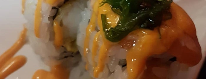 Japonika Sushi is one of Semi.