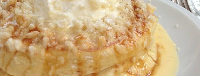 crisscross is one of おいしいパンケーキ&ホットケーキ屋さん.