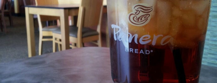 Panera Bread is one of Restaurants I've Tried.