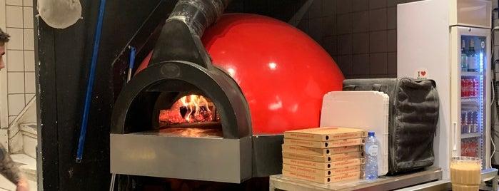 Pizza Heart is one of สถานที่ที่บันทึกไว้ของ Juri.