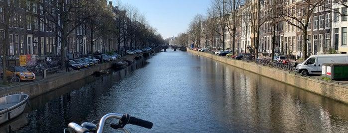 Kees Fensbrug (Brug 49) is one of Amsterdam.