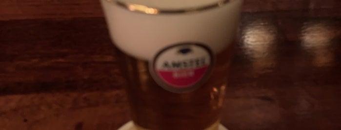 Cafe Genootschap Der Geneugten is one of Posti che sono piaciuti a Vangelis.