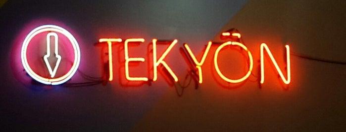 Tek Yön is one of สถานที่ที่ Cem ถูกใจ.