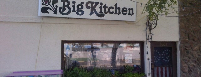 Big Kitchen is one of San Diego.