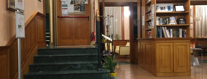 Best Western Hotel Maggiore Bologna is one of สถานที่ที่ Francesco ถูกใจ.