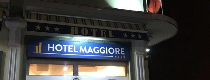 Best Western Hotel Maggiore Bologna is one of Lugares favoritos de Francesco.