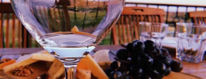 Vino Dessera Vineyards is one of สถานที่ที่บันทึกไว้ของ Cagri.