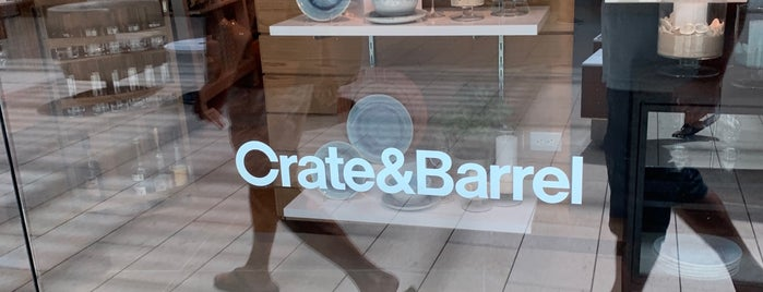 Crate and Barrel is one of Sarasota.