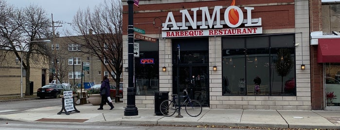 Anmol Barbecue Restaurant is one of Chicago Food Spots.