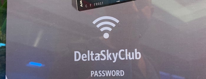 Delta Sky Club is one of Orte, die Nilay gefallen.