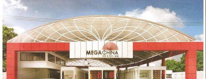 Mega China Shopping is one of Locais curtidos por Felipe.