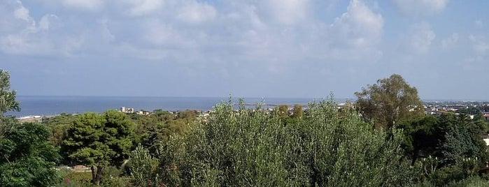 Cala Rossa is one of Orte, die Olha gefallen.