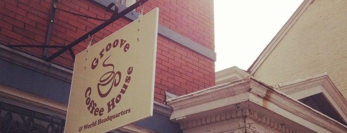 Groove Coffee House is one of Matt'ın Beğendiği Mekanlar.