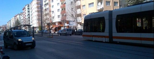 Vişnelik Tramvay Durağı is one of my favorites.