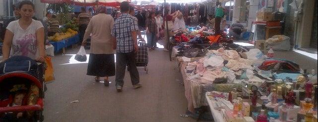Cuma Pazarı is one of Locais curtidos por Ugur.