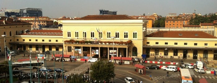 Stazione Bologna Centrale is one of Marianna 님이 좋아한 장소.