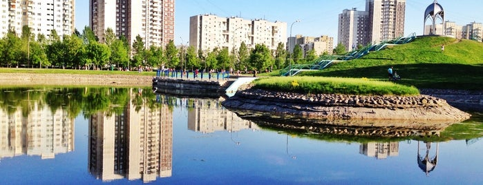 Братиславский парк is one of Posti che sono piaciuti a Cath.
