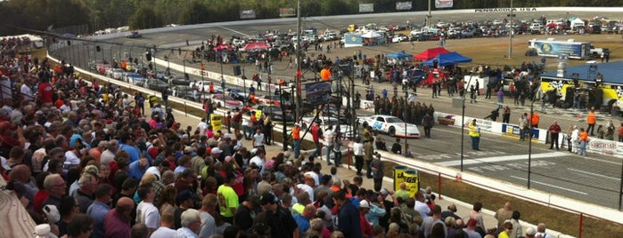5 Flags Speedway is one of Bucket List for Gearheads.