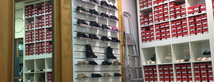 Capezio London is one of Good for Dancing.