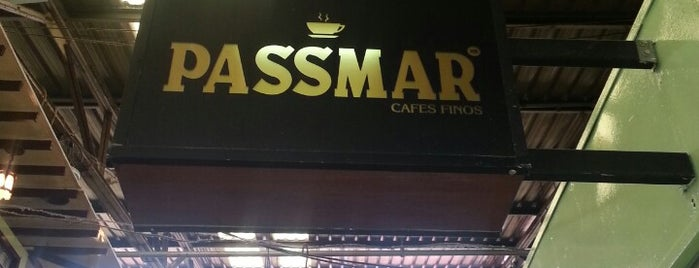 Café Passmar is one of Café / Té / Repostería.