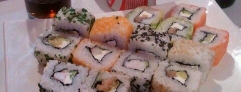 Too Much Japanese is one of Love eat!.