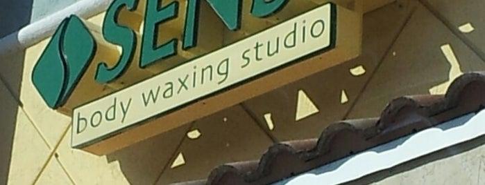 Senses Body Waxing is one of Posti che sono piaciuti a Stephane.