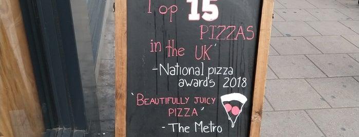 Crust Bros Pizza is one of Lieux qui ont plu à Michael.
