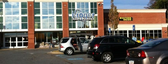 Kroger is one of ATL_Hunter 님이 좋아한 장소.