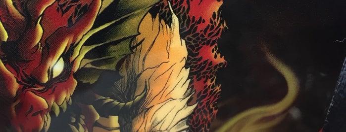 DragonCon: сохраненные места