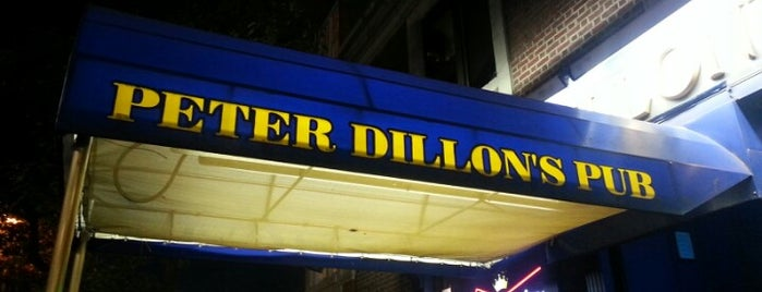 Peter Dillon's Pub is one of Friday Night Dive-Barring.