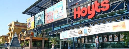 Cine Hoyts is one of Santiago City.
