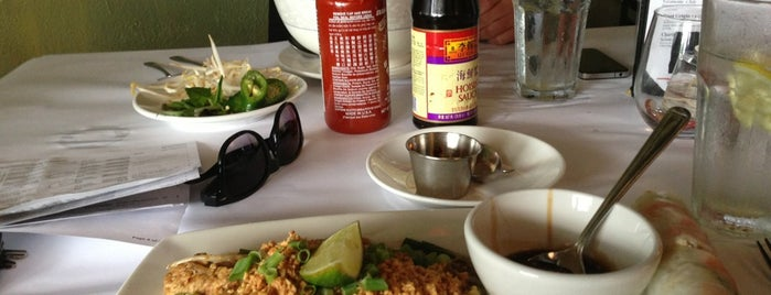 Wok In The Park is one of Gluten-Free Dining Options.